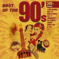 Cover  - Best Of The 90s [2016]
